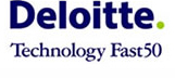 Deliotte Technology Fast 50 award