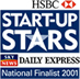 HSBC Start up stars national finalist