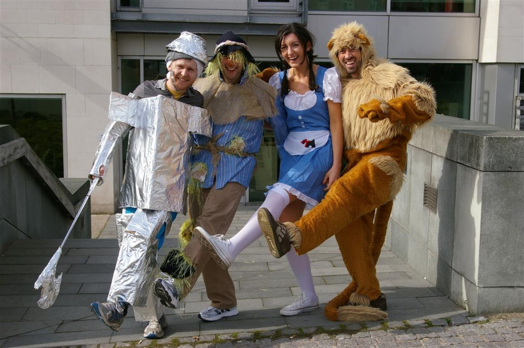 Angel Solutions Sport Relief Derby