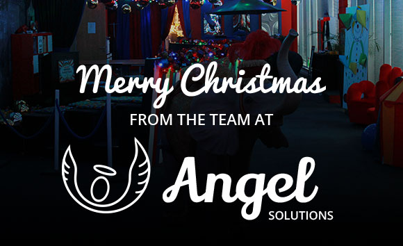 Merry Christmas from Angel Solutions