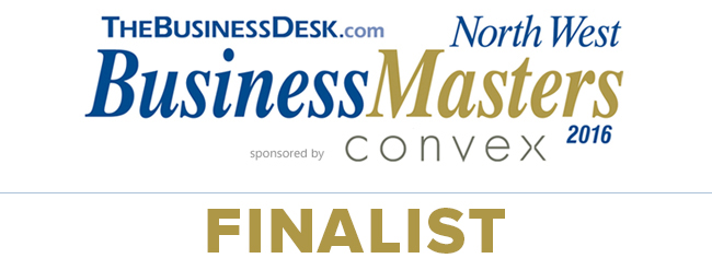 North West Business Masters Finalist 2016
