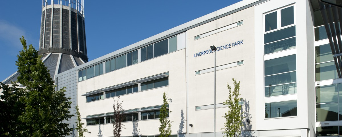 Angel Solutions are based in IC1 of Liverpool Science Park outside