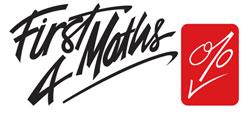 First 4 Maths logo